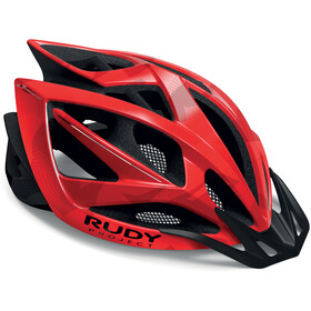 Rudy Project Airstorm MTB Helmet Red/Black Camo Shiny